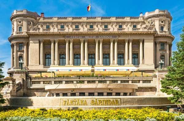 Military Circle Bucharest Tour Bucharest BTrip
