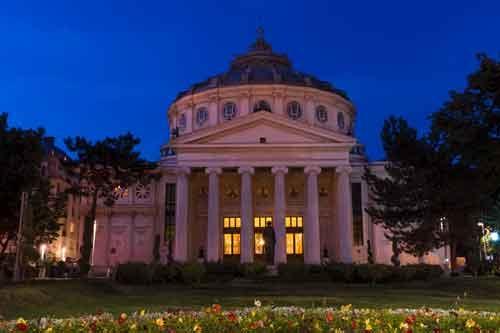 Bucharest-Romanian-Athenaeum