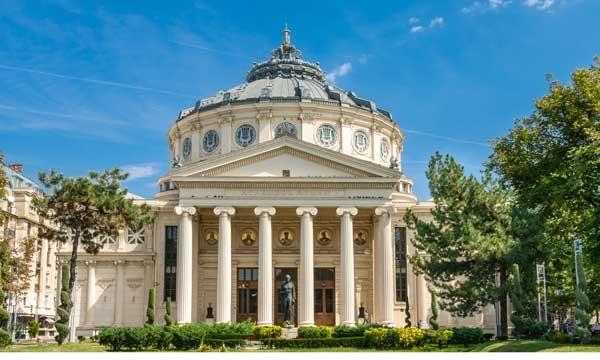 Romanian-Athenauem-Bucharest