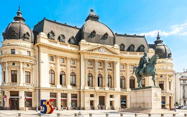 University-Library-Bucharest
