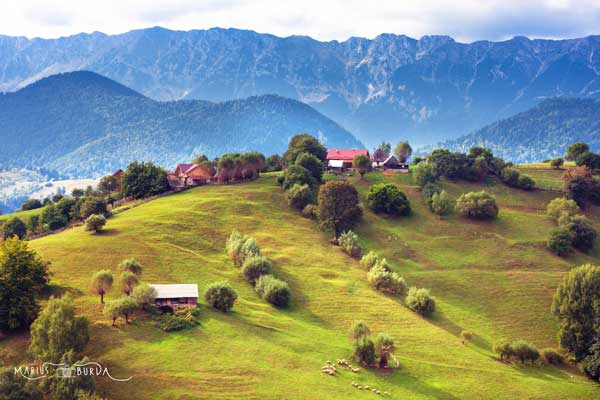 Spectacular hikes in Romania