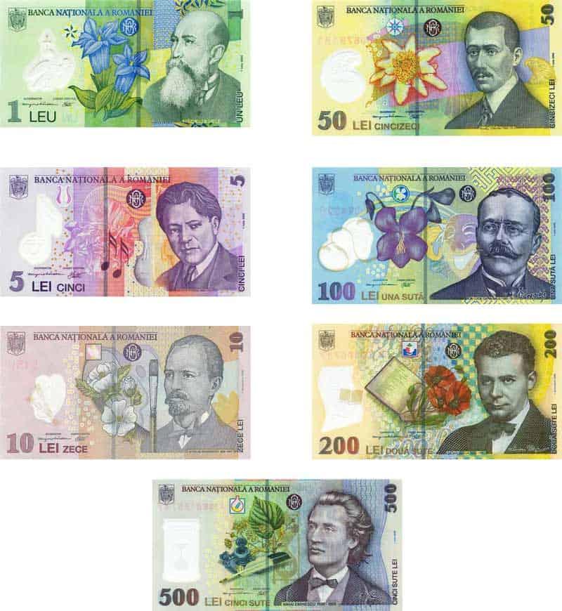 romanien_money